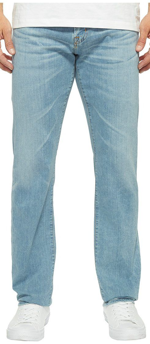 AG Adriano Goldschmied Graduate Tailored Leg Denim in 20 Years Jump Cut (20 Years Jump Cut) Men's Jeans - AG Adriano Goldschmied, Graduate Tailored Leg Denim in 20 Years Jump Cut, 1174SPD-458, Apparel Bottom Jeans, Jeans, Bottom, Apparel, Clothes Clothing, Gift, - Fashion Ideas To Inspire