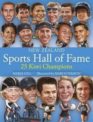 New Zealand Sports Hall of Fame: 25 Kiwi Champions