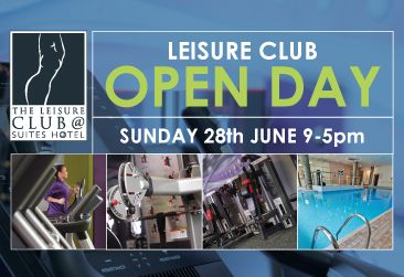 Fitness Open Day 28th June  Free Fitness Open Day 28th June  The day includes 45 minute taster classes for Boot camp, Dancercise, Aqua fit, Circuit training, kettle bells, mad abs, yoga, booty blast and Conditioning and Strength!  There will be a personal trainer on site for advice on training and nutrition.  Call 0151 549 5444