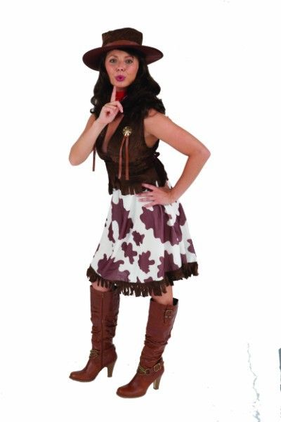 Cowgirl Costume Size Mediumparty Supplies Salelets - calypso clothing