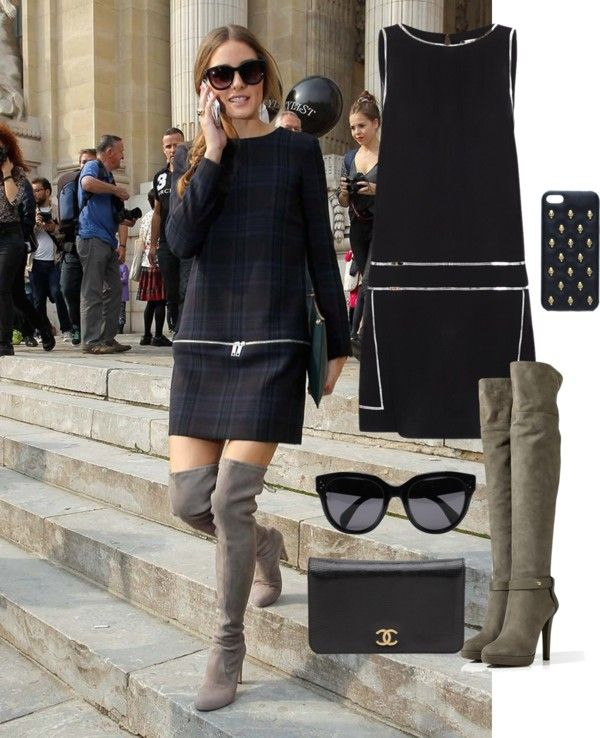 """Olivia Palermo leaving the NY Library"" by kathy-15 on Polyvore"