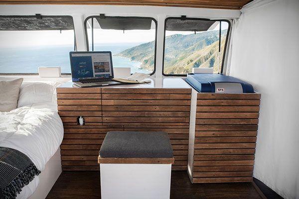 Schöner wohnen – Ein Transporter-Ausbau mit Stil