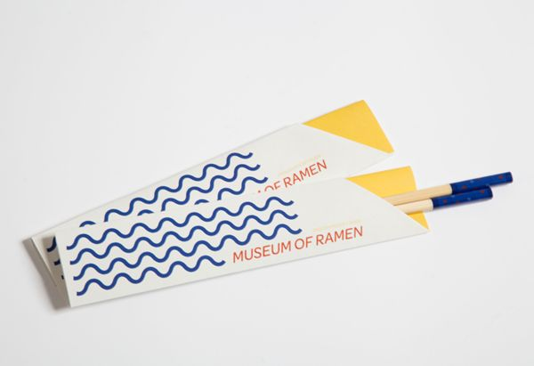 Museum Of Ramen by Anna Hatzisavas, via Behance