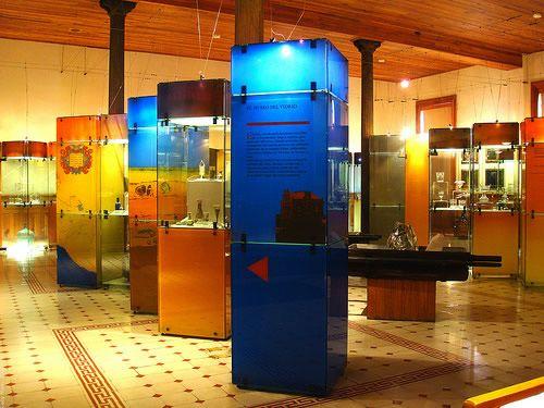 Museo del Vidrio en Monterrey