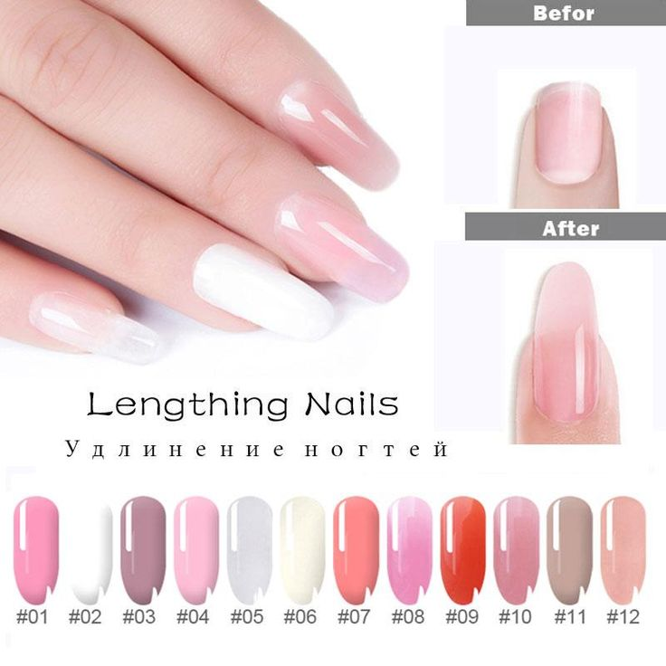 how to do polygel nails at home