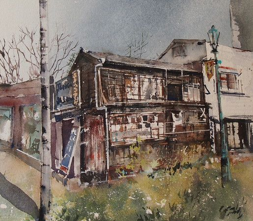 Wood House, Hiroo, Tokyo