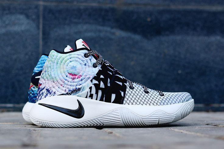"Nike KYRIE 2 ""Effect"" (Tie Dye) Detailed Pictures & Release Date - EU Kicks: Sneaker Magazine"