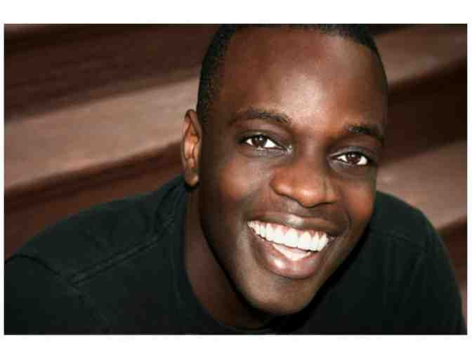 Actor Ato Essandoh has just been cast in a Martin Scorsese-Mick Jagger project on HBO. Maybe y'all can chat about that while you have dinner together?  Bid on dinner with Ato Essandoh in the WAM!Auction now! But hurry -- the auction ends on 12/10.