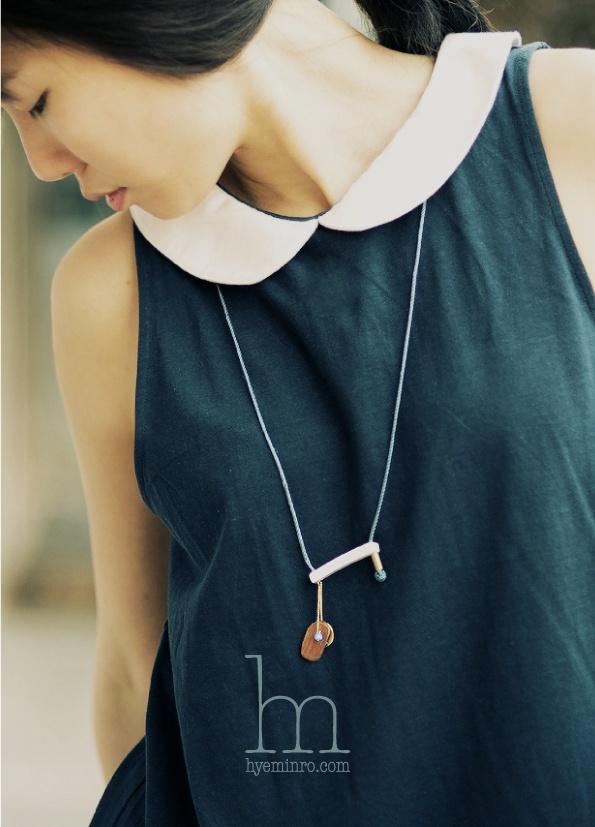 gayul _necklace    hyeminro.com