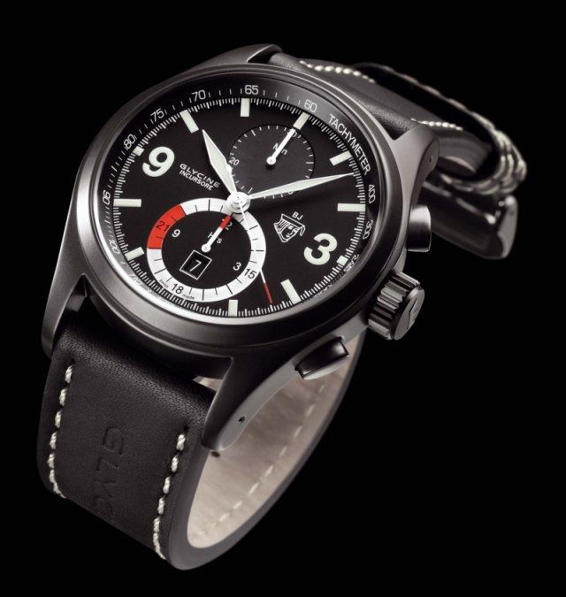 Glycine Incursore Black Jack Automatic Cronograph (Ref 3879) - Caliber: ETA Valjoux 7750, PVD Black http://www.bidorbuy.co.za/item/181849423/GLYCINE_INCURSORE_BLACK_JACK_CHRONOGRAPH_LIMITED_EDITION_MENS_WATCH.html