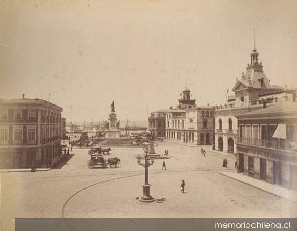 Vista Plaza Prat