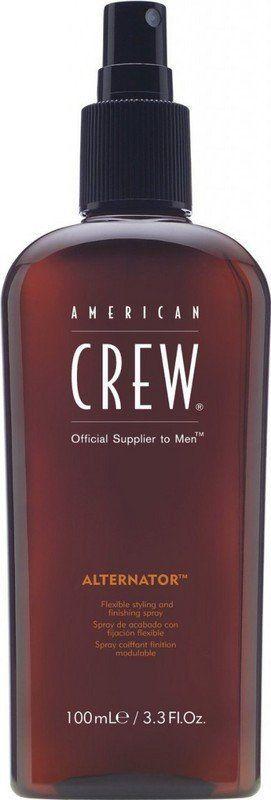 AMERICAN CREW ALTERNATOR 3.3 OZ.