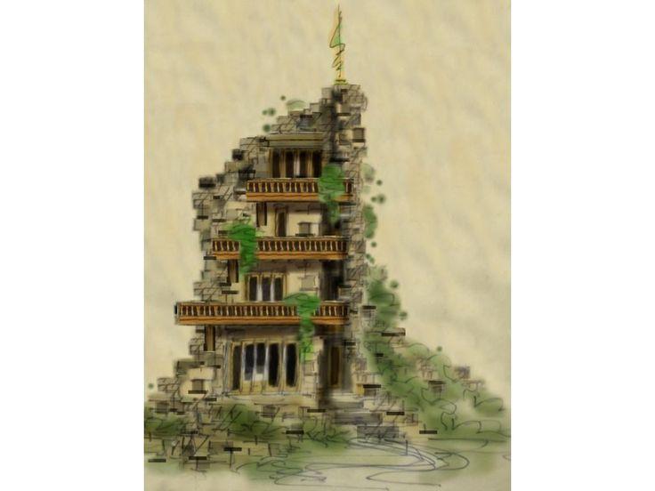 house plan la tour 1600 square feet 3 bedrooms 25 bathrooms rooftop patio - Patio Style Dream Home Plans