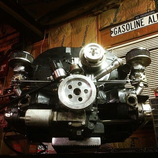 Vw 1600 New Engine: 290 Best Images About VW Air Cooled On Pinterest