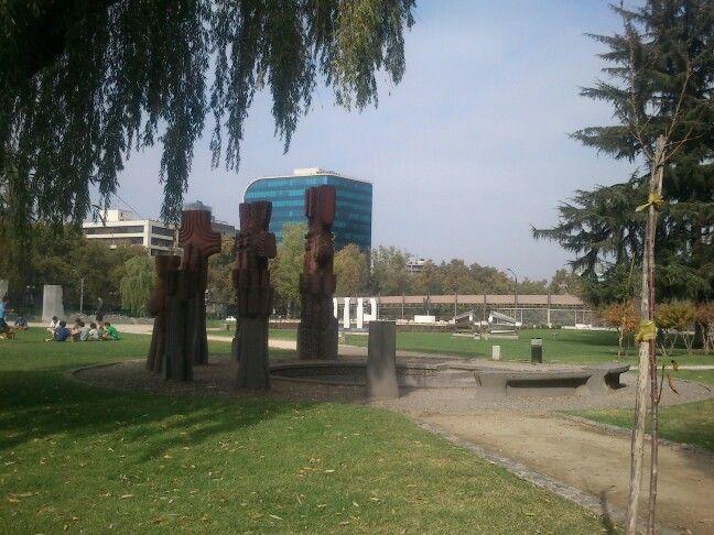 Parque esculturas