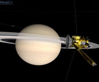 Reis met NASA-software door zonnestelsel