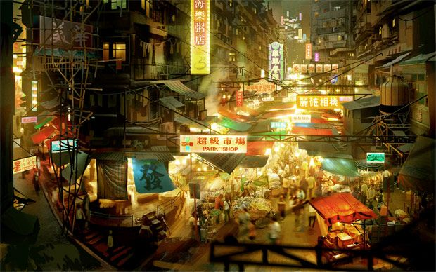 Sleeping Dogs | Hong Kong | Around the World in 80 Games | Video Gaming World Tour