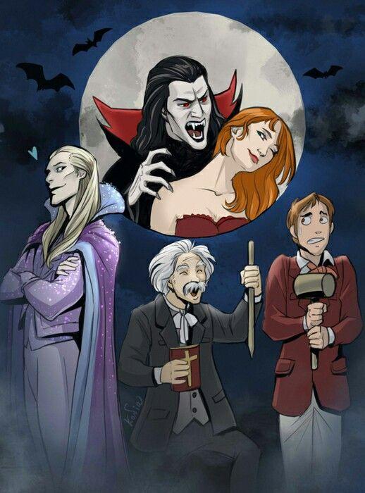 Tanz Der Vampire... a summary.