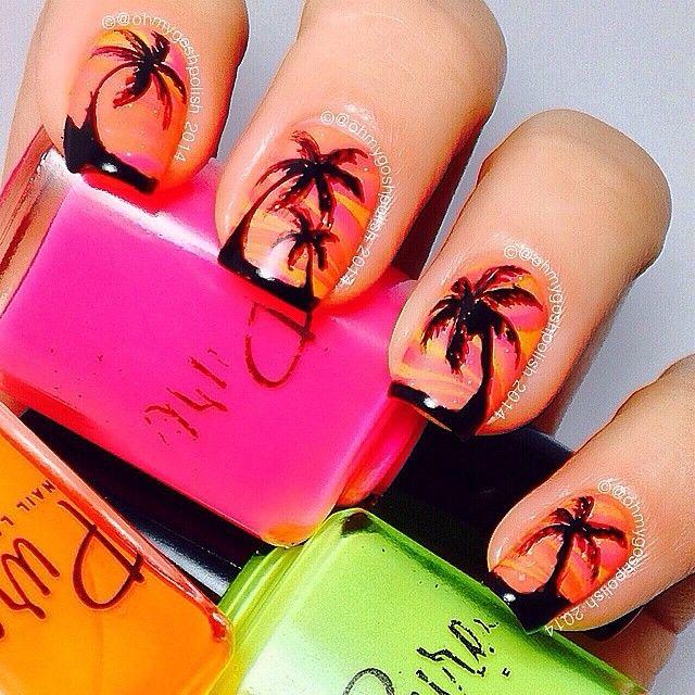 Toe Nail Art Tutorials: 72 Best Beach Nail Art & Toe Nails Tutorial Video Gallery