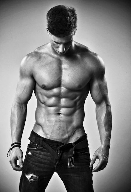 How I Get A Six-Pack In One Month with this tutorial...check it out here.. #fitness #sixpack