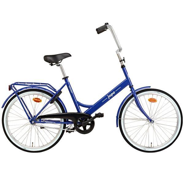 Jopo polkupyörä, tummannsininen