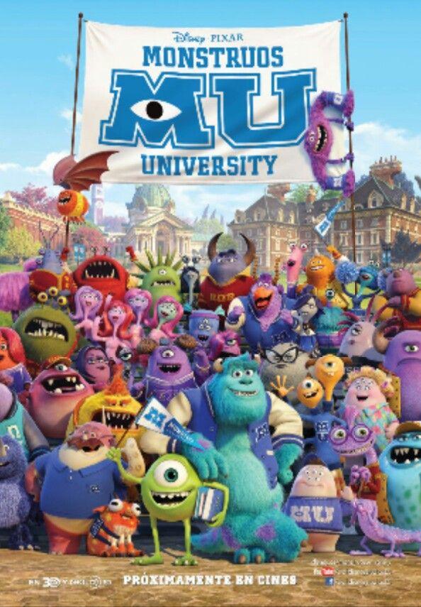 Monster University, lo mejor de lo mejor