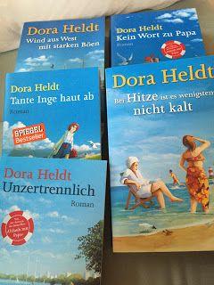 let it go: Dora Heldt bücher zu verschenken