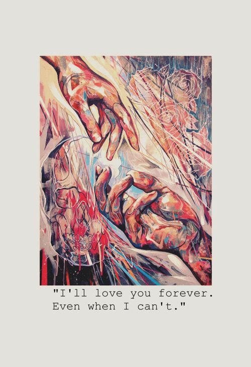 I'll love you forever even when I can't (Confess, by CoHo)