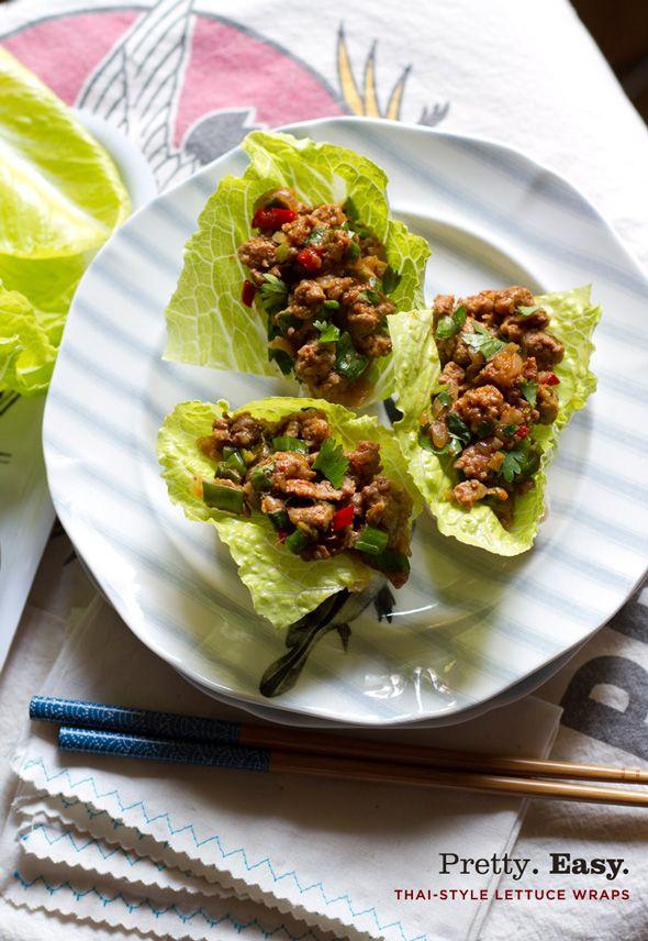 17 Best ideas about Thai Style on Pinterest | Thai lettuce ...