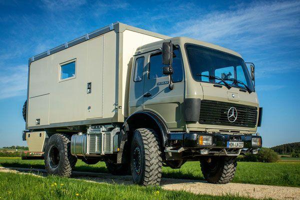 Fahrzeuge Fernreisemobil Von 3 5 To Bis 12 To Fernreisemobil Technik Frm Technik Fur Alle Reiseverruckten Fernreisemobil Fahrzeuge Benz