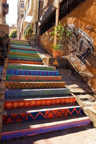 Caltagirone, #Sicily: one of the most famous and wonderful stairs in the world...