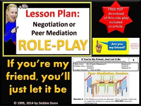 article for fellow mediation