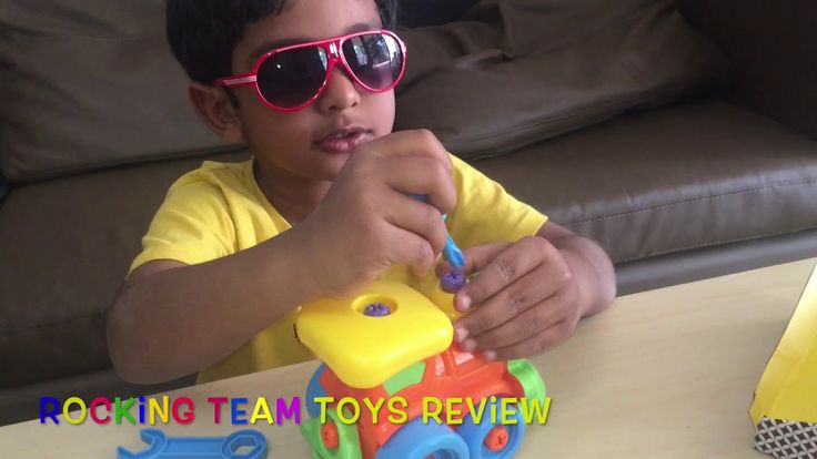 Kids Constructing Train !! indoor game for kids to hang on.best for toddler - YouTube