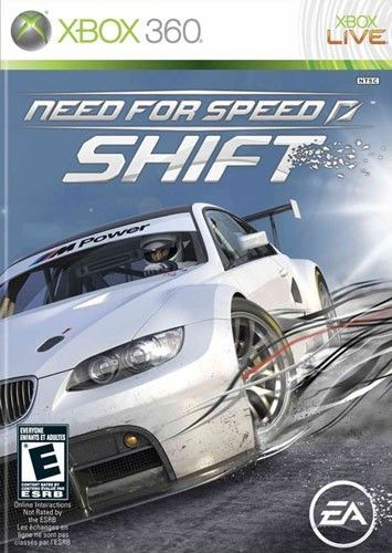 Need for Speed: Shift - Xbox 360, Multi