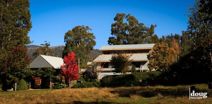 Payne's Hut, remote Victorian Highlands.