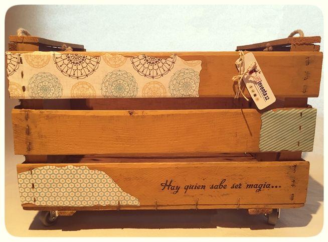 1000 ideas about cajas de madera antiguas on pinterest - Caja madera antigua ...