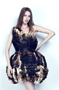 #dress #fashion #art #polyurethane foam dress