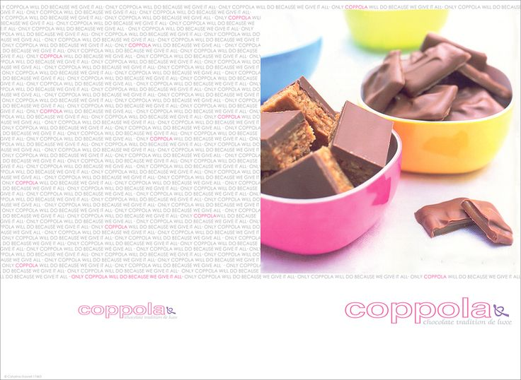 | FOLDER | ☆ Coppola Chocolate ☆