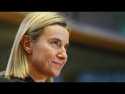 The EU's foreign policy chief: Federica Mogherini - YouTube