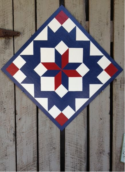 852 best Barn Quilts and Mailbox Quilts images on Pinterest | Barn ... : quilt patterns for barns - Adamdwight.com