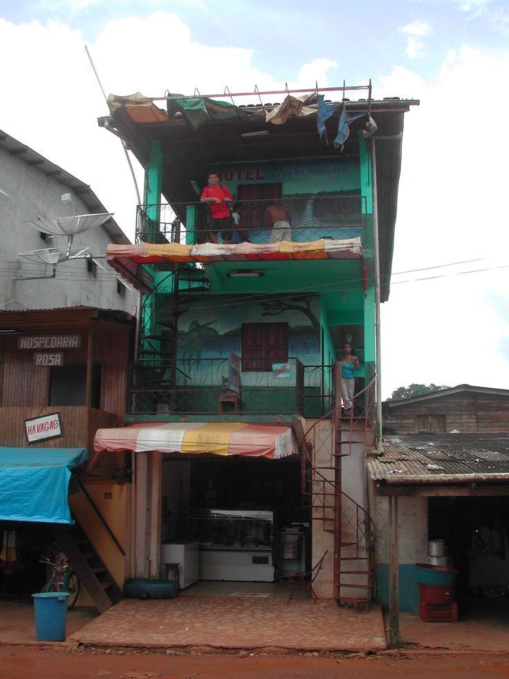 boutique à Oyapoké