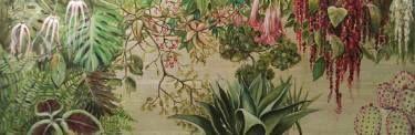 Cascata lussureggiante