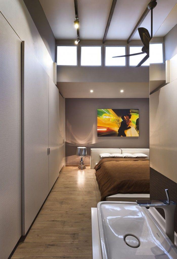 Telang, Modern Landed House, Bedroom Interior Design