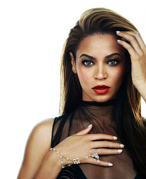 Beyonce- basically the most amazing woman ever/ total girl crush