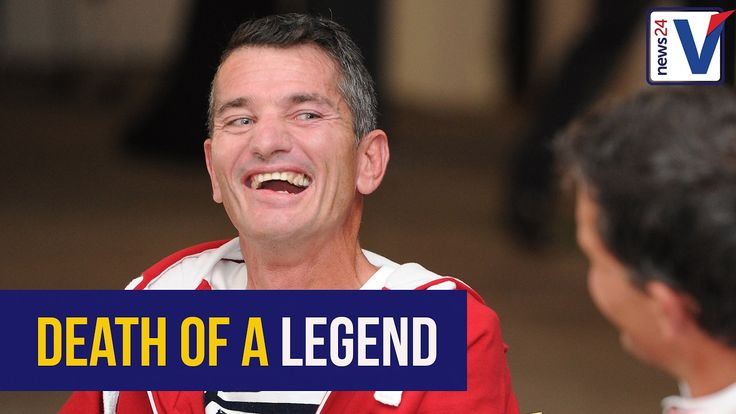 WATCH: Tributes pour in for Springbok legend Joost vd Westhuizen