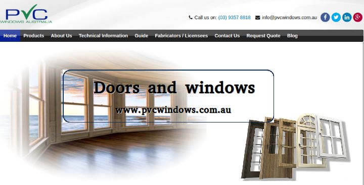 Services For Window Installation in Australia,  PVC windows in Australia is a trustworthy company for taking care of the complete installation process. We also deal in Tilt and Turn Windows to for adding a peculiarity to your house.   #TiltAndTurnWindows