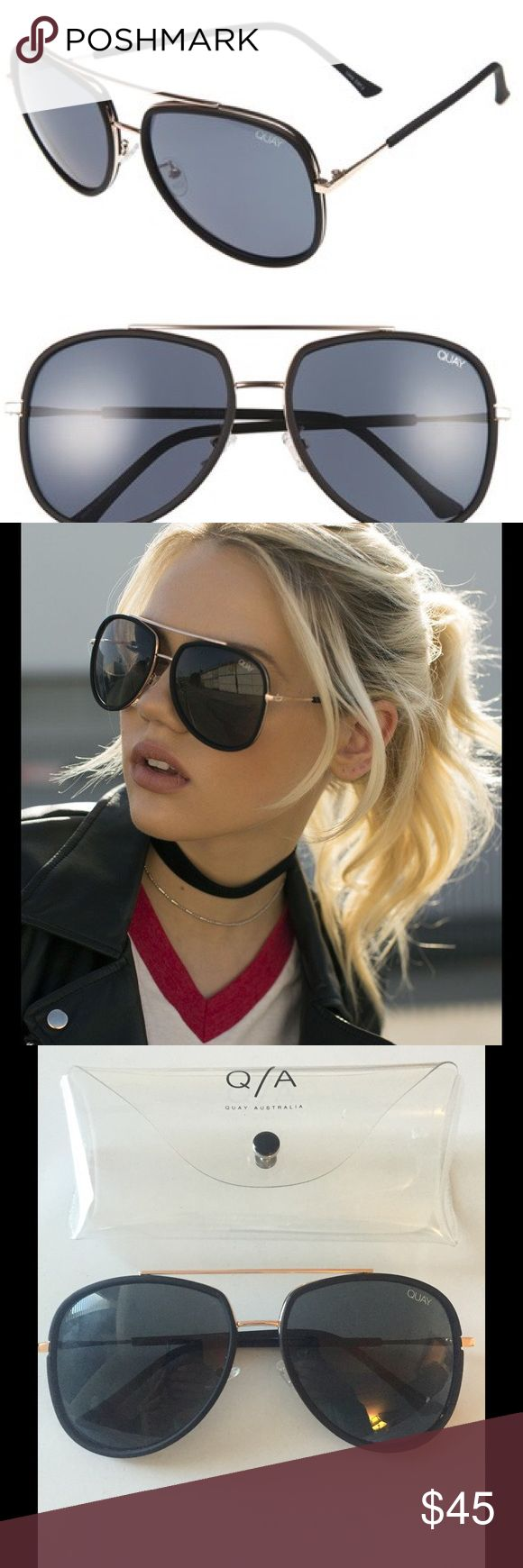 Cute Quay Needing Fame Sunglasses