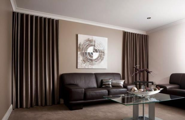 Accent has a Wide #Range of #Designs for your #Custom #Curtains and one of them is the Lined Curtain, or One Pass Curtain. There are many advantages of having Lined Curtains, and some of them are:  It softens your room.  Day or night, it keeps your room private.  It blocks out most light.  Particularly with rooms that are exposed to sunlight, it can protect your Furniture.  Call 131913 for details.