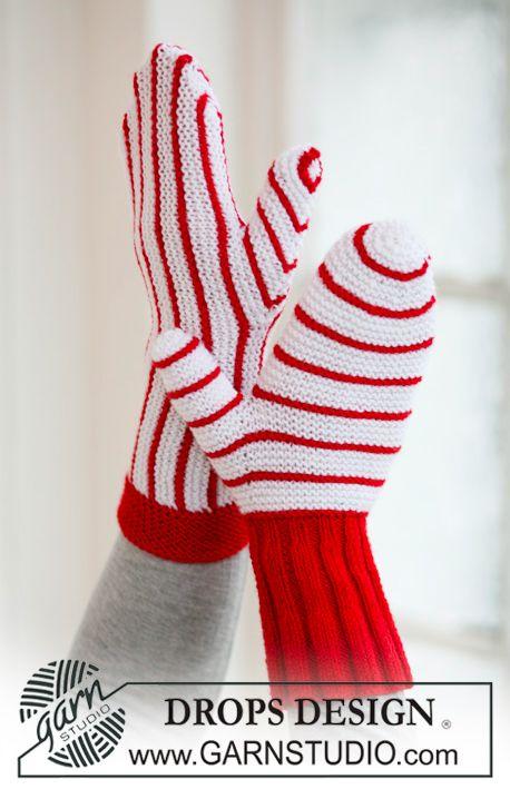69 besten knitting : mittens Bilder auf Pinterest | Strickhandschuhe ...