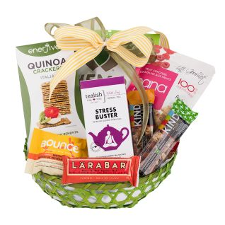 Just For The Health Of It - gift baskets for new babies, food baskets, etc. in Canada